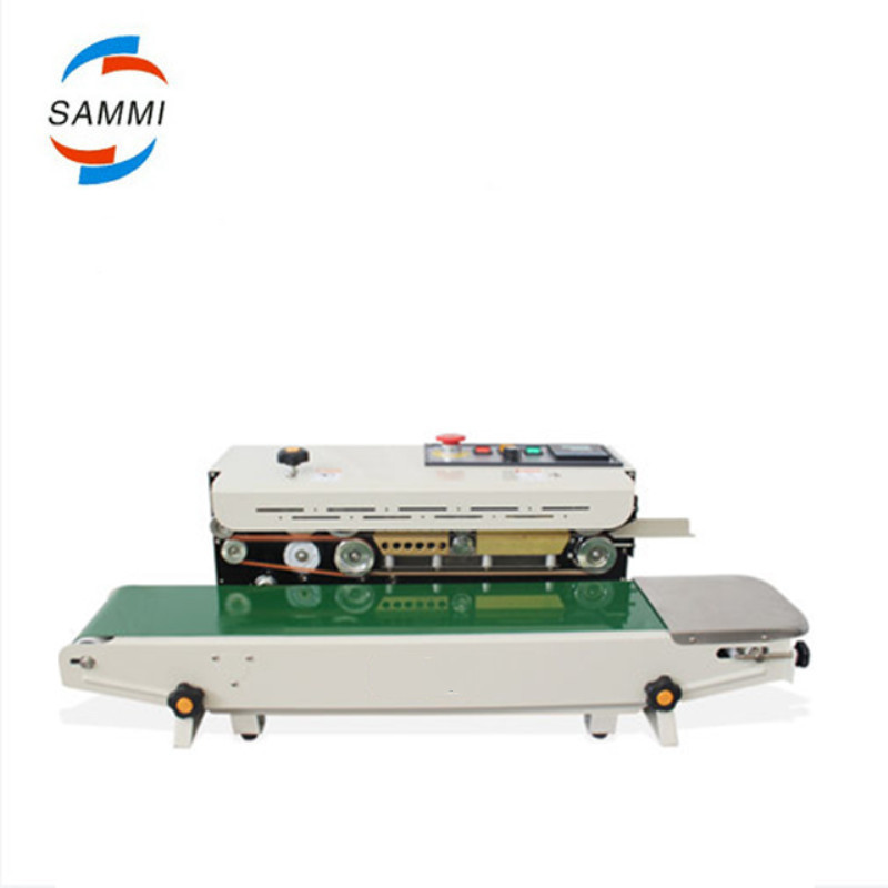 Customized continuous band sealer FR-900C for plastic bag, plastic filmCustomized continuous band sealer FR-900C for plastic bag, plastic film