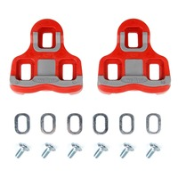 Wellgo Bicycle Pedals Accessories RC7 Black Red