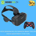 New Original BOBO VR Z4  3D Goggles Google Cardboard Virtual Reality Cardboard VR Glasses + Terios Bluetooth Controller