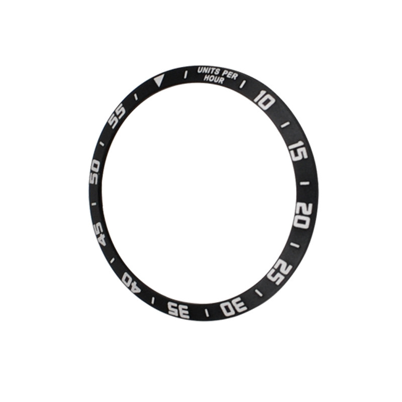 Smart Watch Bezel Ring For Samsung Galaxy S2 S3 Protect Cover Anti Scratch Metal Sticker For Galaxy Gear Watch 42/46mm Accessori Pakistan