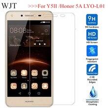 For Huawei Y5II Y5 2 Y5 ii CUN-U29 CUN-L21 CUN-L01 9H Tempered Glass Y6 II Compa