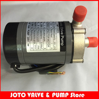 Hot Sell beer Stainless Steel Head Magnetic Drive Pump MP-10RN