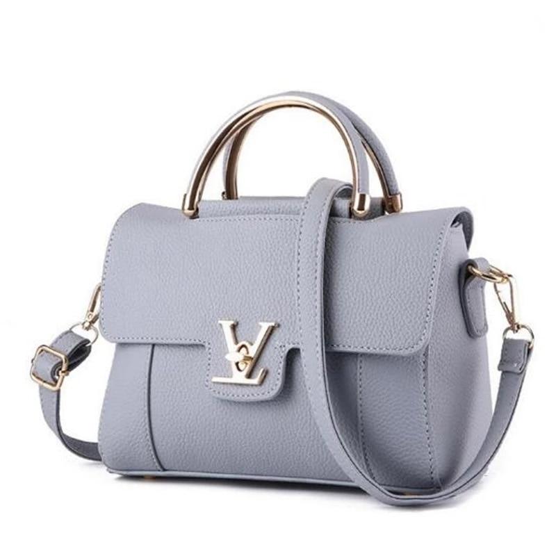 e2f356b698a Fake Designer Bags V Women's Luxury Leather Clutch Bag Ladies ...