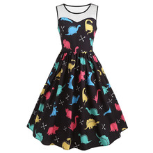 ebf8ebceb3 Buy dinosaurs dress women and get free shipping on AliExpress.com
