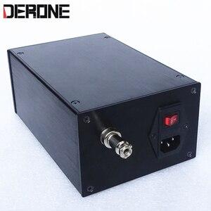 Image 4 - Caja para amplificador chasis para preamplificador aislado, 140x90x209mm, carcasa de aluminio, 1409P