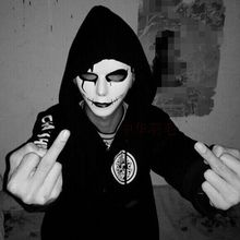 Хип-хоп маска для танцев, Хэллоуина Вечерние Маски Jabbawockeez маска для выступлений