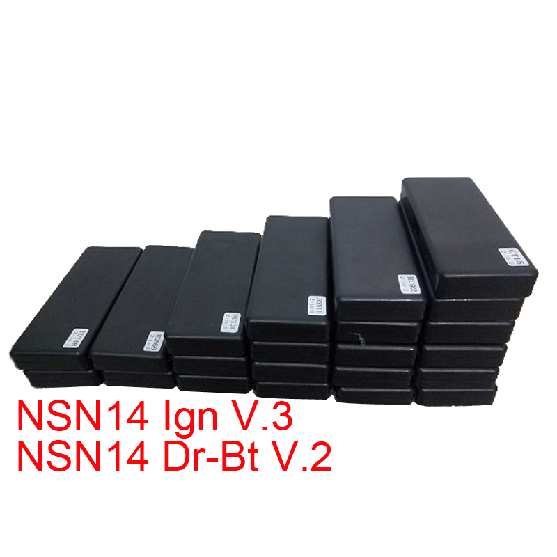 100 original NSN14 lishi 2in1 tools with good price