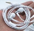 Оригинальные Onkyo E200 На ухо HD наушники полуоткрытого стерео Hifi наушники белый цвет новый