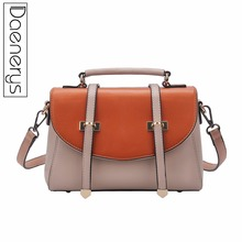 купить Daenerys 2018 New Fashion Bag For Ladies Zipper Woman Handbags Flap Famous Brand Leather Women Shoulder Crossbody Bags Totes дешево