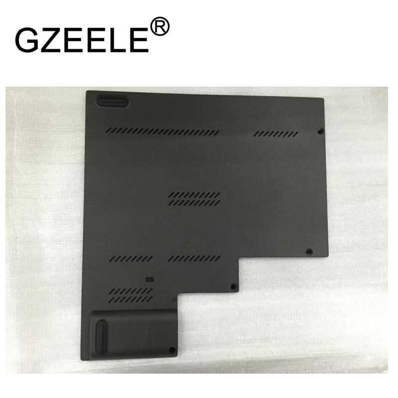 GZEELE Top RAM Memory Case For Lenovo For Thinkpad L440 L540 RAM Memory Cover Base Bottom Bezel Door Lower Case 04X4822 04X4866