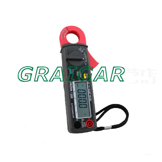 CHEAP SHIPPING SALES PROMOTION~PROVA 1200 High Resolution Digital Clamp Meter,DC Clamp Meter,Mini Current Meter