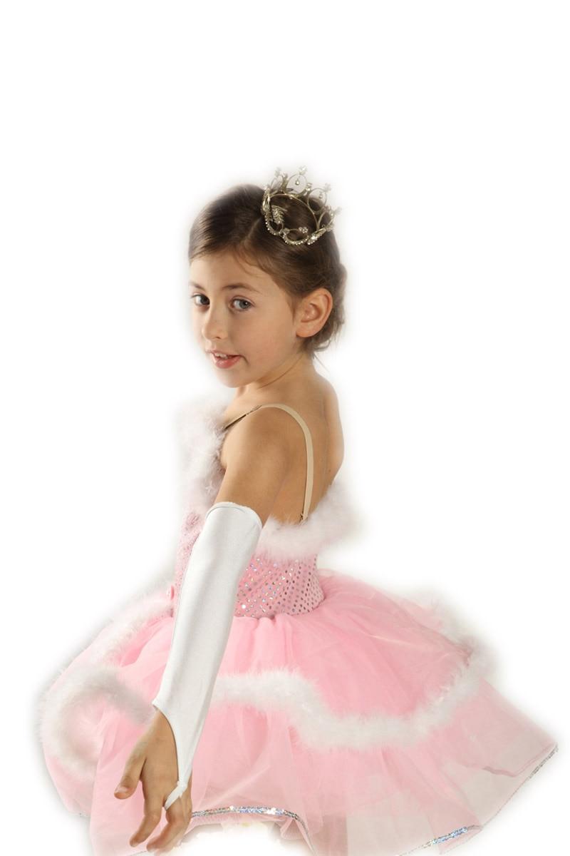 Top moda Vestidos Elsa haljina Djevojke plesni kostimi za dijete - Karnevalske kostime - Foto 5