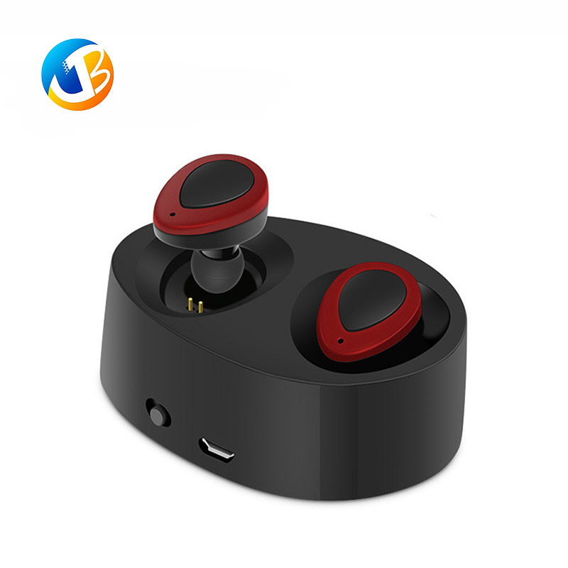 K2 TWS Bluetooth Earphones with MIC In Ear Wireless Earbuds Stereo Music Headsets Hands-free With Mic Charging Box for Phones
