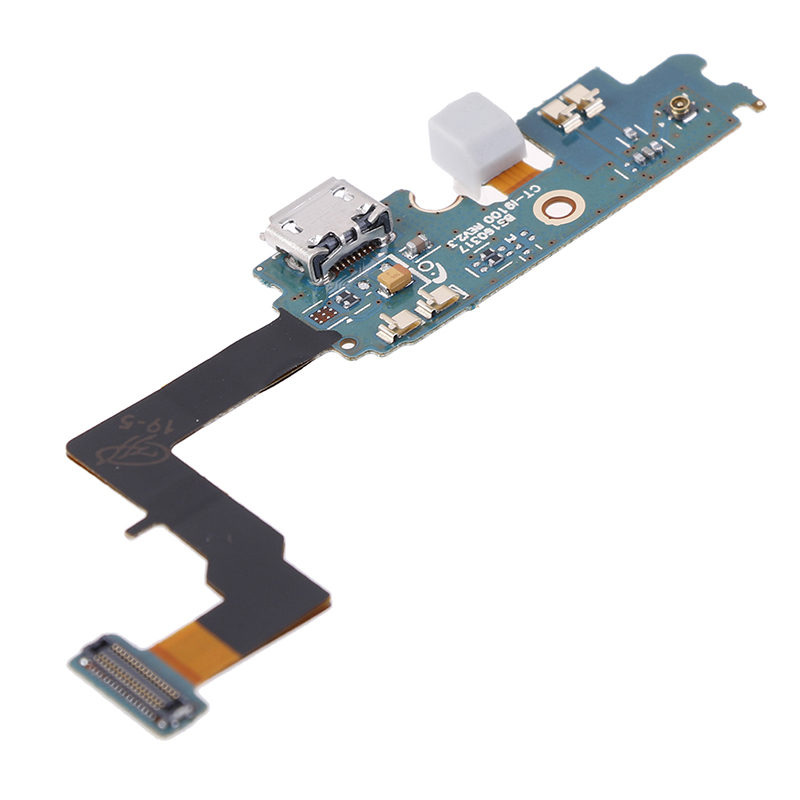 USB Charging Port Connector Flex Cable Repair Parts For Samsung Galaxy S2/i9100/8/i9100G New(China)