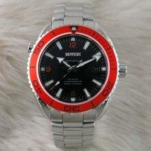 WG06790 мужские часы Топ бренд подиум роскошный европейский дизайн автоматические механические часы