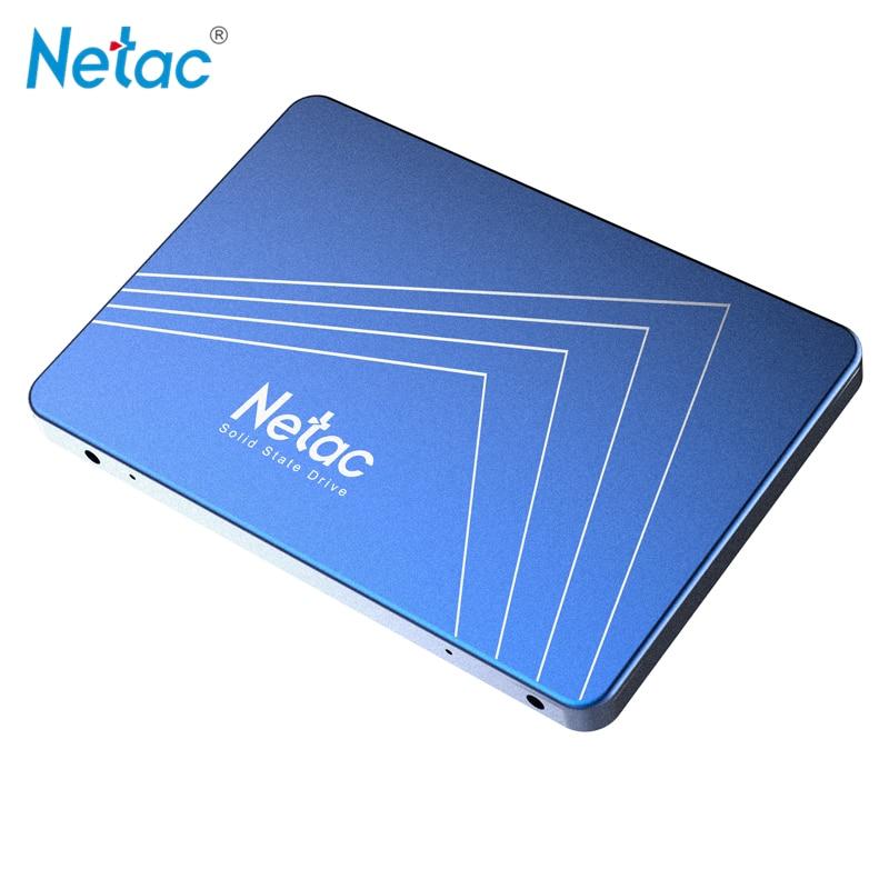 En gros 2019 nouvel an Netac interne N500S 120 GB TLC Nand Flash SSD disque SATAIII 120 GB SSD HD Dist pour ordinateur portable de bureau