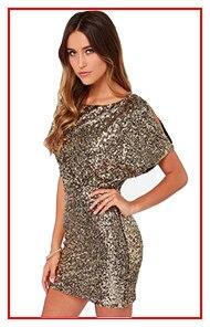 Liva Girl 2018 Black Gold Sexy Party Summer Mini Dress Women Sexy V Neck  Bodycon Dresses Sequin Pencil Dress Vestidos De Fest bb006ebc5e8c