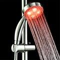 Alta Qualidade Portátil 7 Cor LED Romantic Água Luz Banho Casa Banheiro Chuveiro Brilho