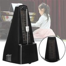 Hot-Retro Piano Mechanical Metronome Antique Metronome Pendulum Mecanico Wood Color For Universal Piano Guitar Violin Musical