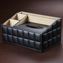 quality tissue box multifunctional desktop storage coffee table remote control fashion