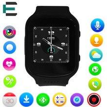 ET MTK6580 Intelligente Uhren Android 5.1 Smart watch phone Unterstützung Sim karte WCDMA GPS SOS smartwatch für iphone Xiaomi PK KW88 S99