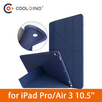 protective tpu Multi-folded Tablets Case For iPad Pro 10.5 Air 3 10.5