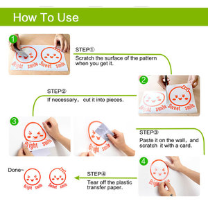 Image 5 - Hogar Baño Estomatología cuidado Dental decorativo extraíble pared Mural aplique Dental Cuidado Dental vinilo pegatina de pared 2YC7