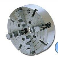 K72-250 10 ''Cal niezależne instrukcja 4 tokarka szczęki uchwytu
