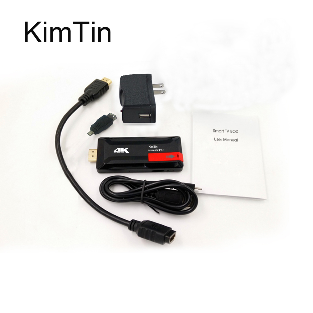 KimTin MK809IV Pro Quad Core Android 7.1 TV Box RK3229 Penta-core 2 - Domači avdio in video - Fotografija 6