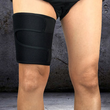 1PC Outdoor Sports Leg Sleeve Support Brace Knee Pads Kneepad Basketball Sport Compression Calf Stretch Thigh Protect