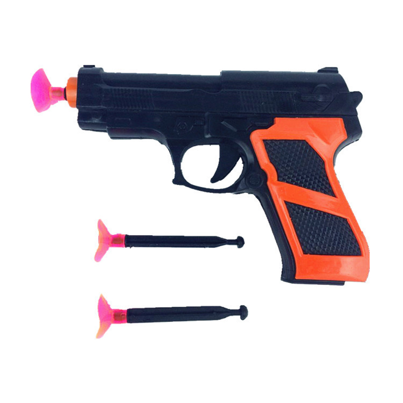 Kids Toys Police Role Cosplay Police Gun Handcuffs Bullet Pretend