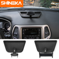 SHINEKA Car Interior Accessories For Jeep Compass 2017+ Phone Holder for ipad Stand Fit for Jeep Compass 2017 Accessories