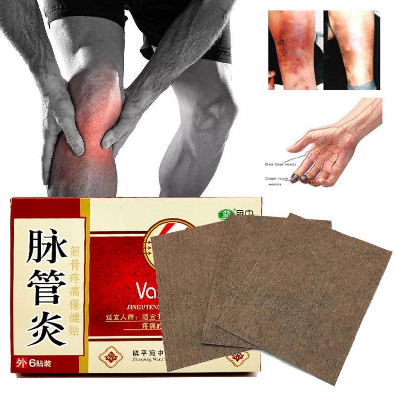 6pcs Rheumatism Cervical Medical Plaster Adhesive Spondylosis Arthritis Pain Relieve Cervical Muscle Joint Plaster L3