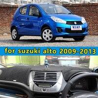 car dashmats car styling accessories dashboard cover for Maruti Suzuki A Star Alto Celerio 2009 2010 2011 2012 2013 rhd