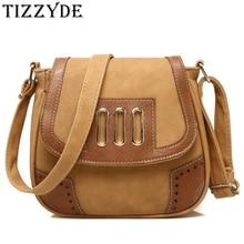 Винтажная кожаная женская сумка-мессенджер, женская сумка через плечо, женская сумка через плечо, дизайн в консервативном стиле, DY226