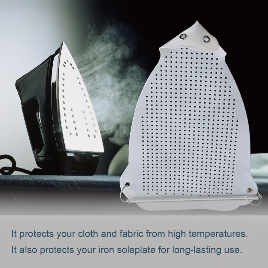 7 типов Железный чехол для обуви гладильная Крышка для обуви железная пластина защитная крышка Электрический Железный чехол гладильная доска для обуви Защитная ткань