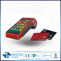 4G/WiFi/Bluetooth NFC Payment Android Payment Handheld POS Terminal With Printer HCC Z100