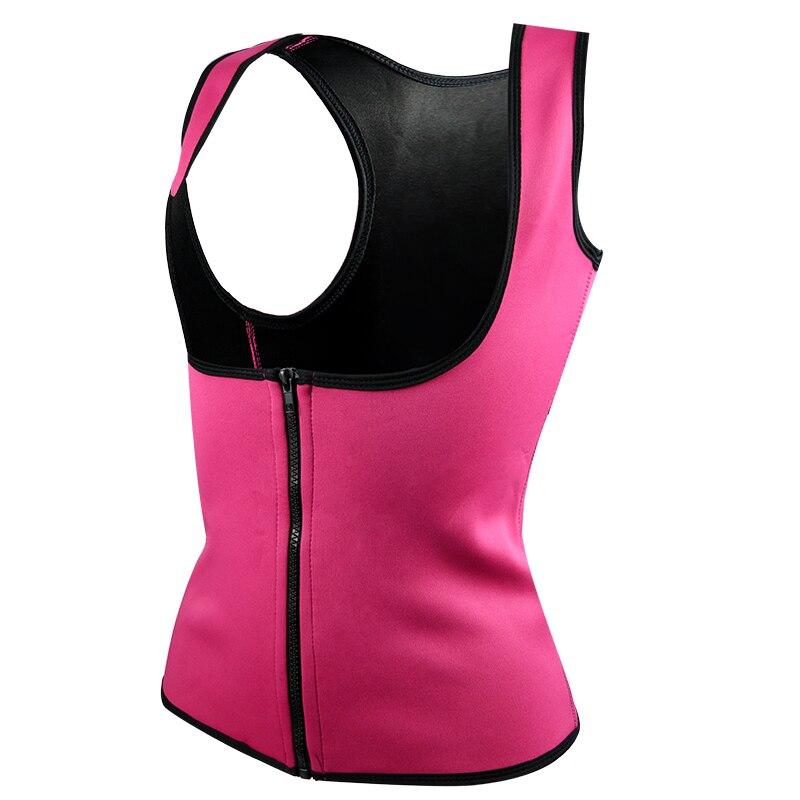 Hot Neoprene Body Shaper Slimming Waist Trainer Cincher Vest Women 2018 New 4