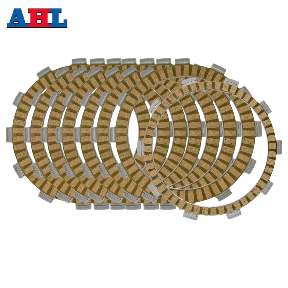 Motorcycle Engine <font><b>Parts</b></font> Clutch Friction Plates Kit For <font><b>Honda</b></font> CBR600RR CBR600 CBR 600 RR 2003-16 <font><b>CBR600F4I</b></font> 01-06 CBR600RA 09-13 image