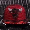 Chicago bulls boné de beisebol da moda chapéu das mulheres dos homens touros osso casquette snapback ajustável caps hip hop gorras ht-230