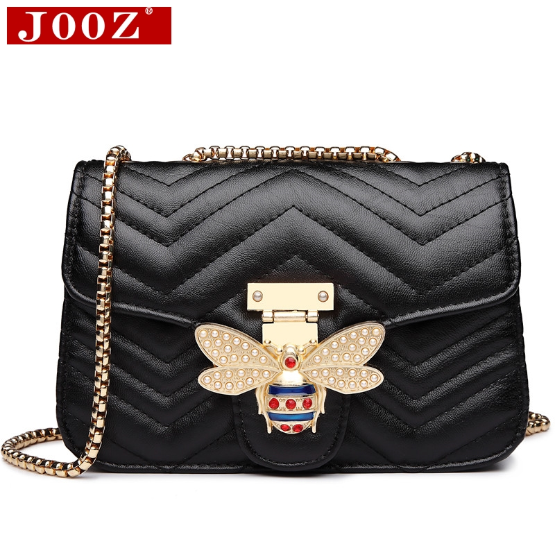 Chain Shoulder Bags For Women 2019 Luxury Handbags Women Bags Designer Famous Brands Messenger Ladies Leather Handbag Sac A Main(China)