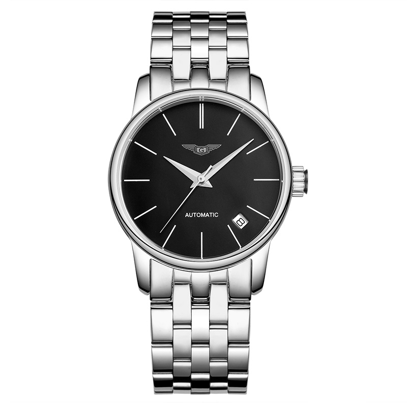GUANQIN GJ16032 watch women luxury brand Japan MIYOTA Fashion Business Stainless Steel Waterproof Automatic Mechanical Watch guanqin gj16056 watch women luxury brand japan miyota mechanical watch leather automatic ultra thin watch female watch couple