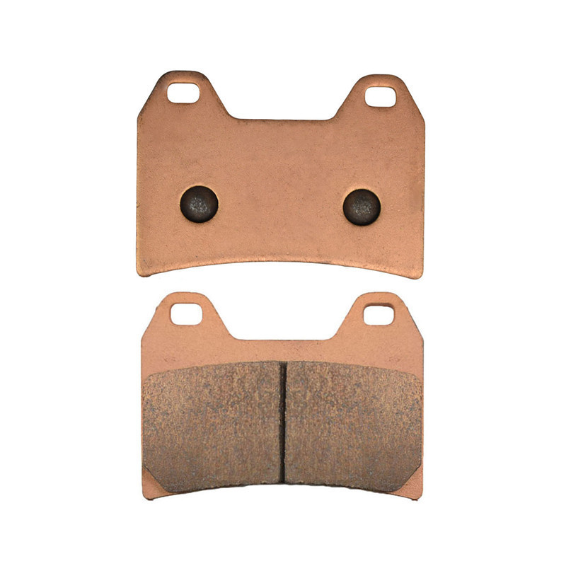 Motorcycle Parts Copper Based Sintered Brake Pads For YAMAHA XT660X XT 660X Supermoto 2004-2011 Front Motor Brake Disk #FA244 motorcycle parts copper based sintered motor front