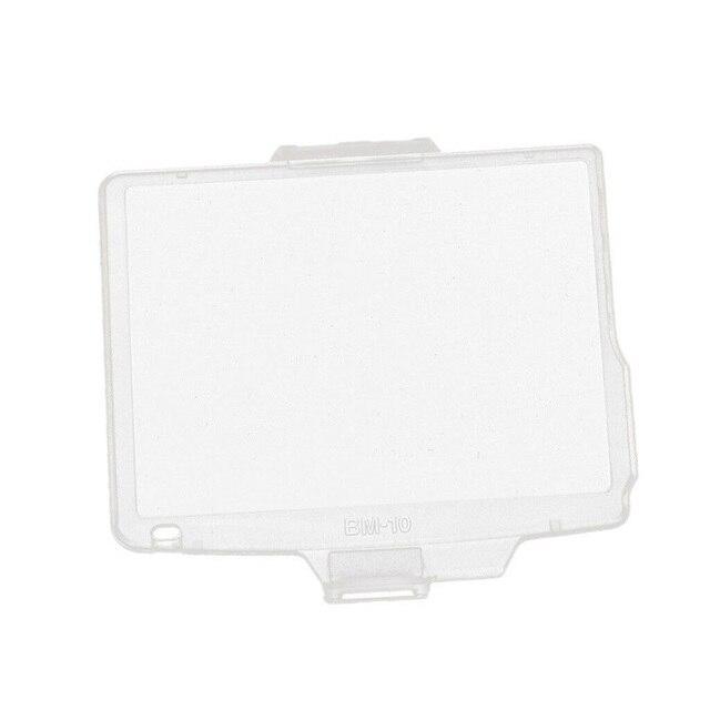 여행 필수 BM 10 니콘 d90 BM 10 d90 용 하드 lcd 모니터 커버 화면 보호기