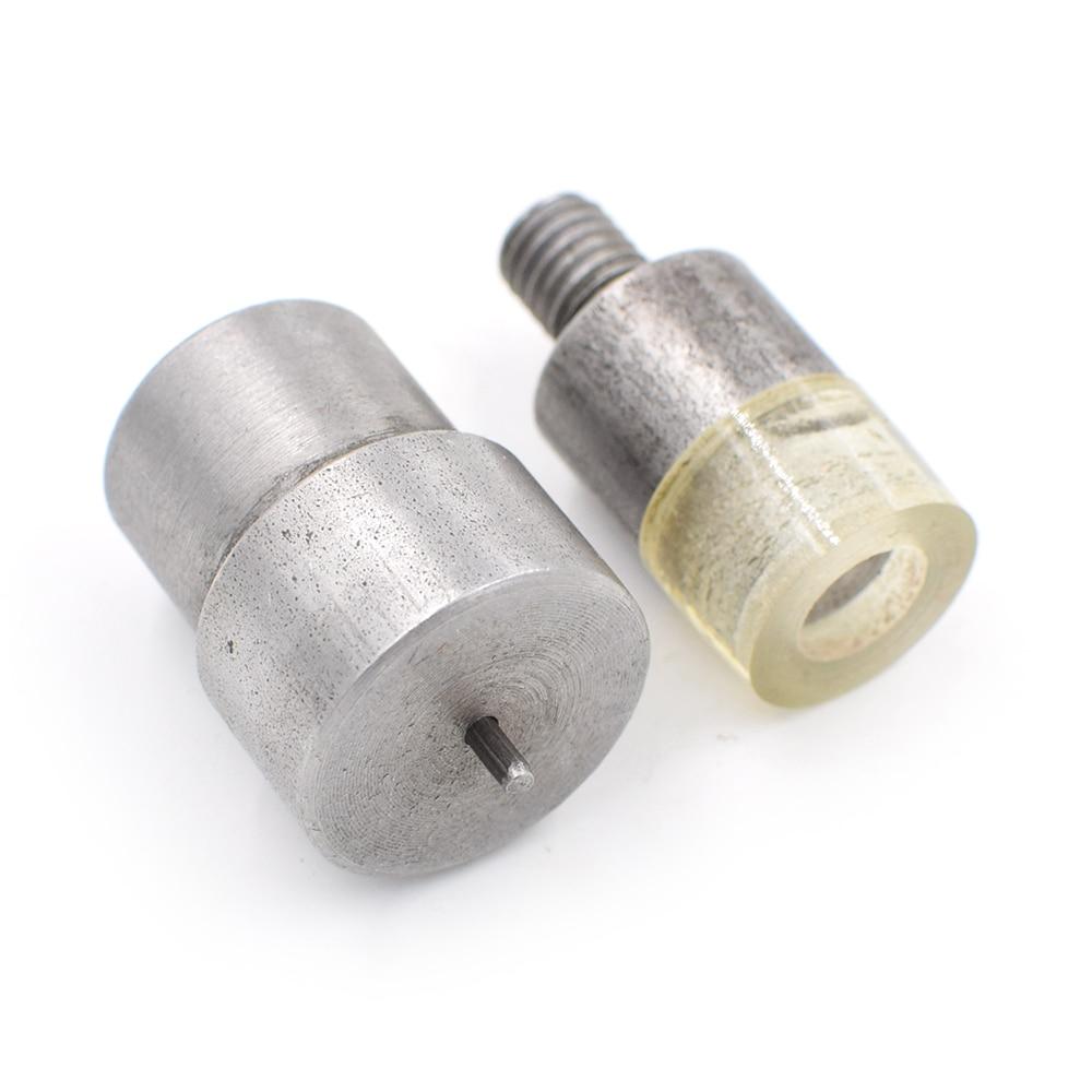 6mm-15mmUn instrument de instalare a niturilor laterale. Presă de mână. Buton. Bucle. Matrite. Imbracaminte & Accesorii