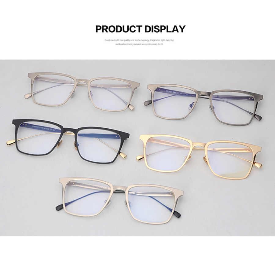 BANSTONE модная оправа для очков мужские повседневные женские очки прозрачные квадратные очки компьютерные оптические очки Lunettes de vue винтажные