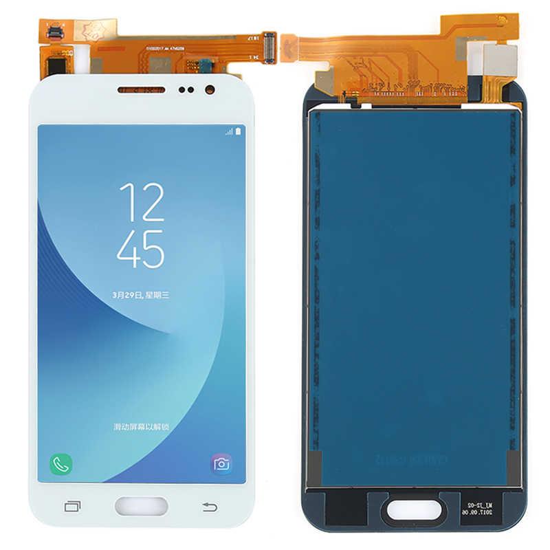 J200 lcd AAA para samsung Galaxy J2 2015 pantalla J200F J200M J200H J200Y pantalla LCD pantalla táctil digitalizador para samsung j200f lcd