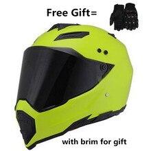 Free Shipping Motocicleta Moto Cross Casco Casque Capacete Motorcycle Helmet Dirt Bike Off Road Motocross Helmets S M L XL XXL недорго, оригинальная цена