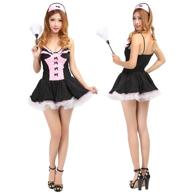 sexy Magd Halloween Kostüm