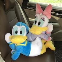 70cm big size Original Donald Duck and Daisy duck Stuffed animals plush Toys High quality Pelucia Donald Duck Plush Toys